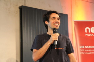 Webfuture Gewinner des letzten Jahres: Ali Jelveh von protonet - er hat mit seinem Team ein aufregendes Jahr hinter sich und berichtet davon.