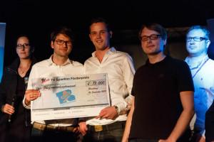 Gewinner des letzten Jahres © Rieka Anscheit