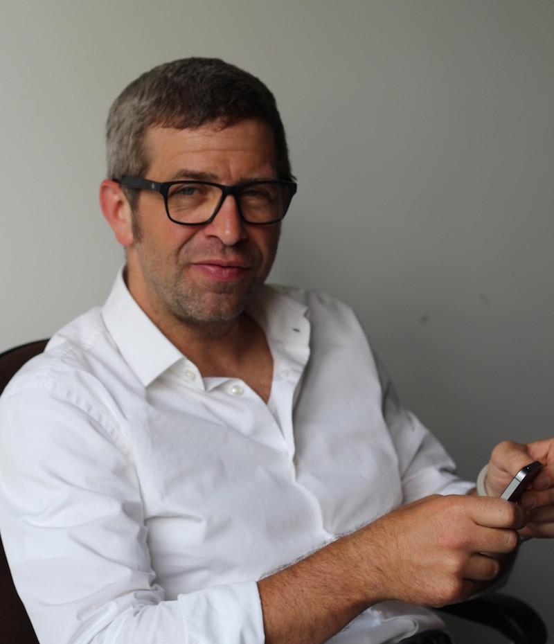 André M. Bajorat, Gründer von Figo ist Teil des Panels!