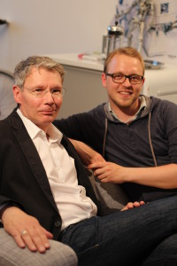 Stefan Stengel beim 12min.me Talk mit Martin Zielinski im Interview