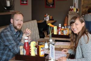 Sven Wiesner und Zissa Reimers: Das MIHY - Team