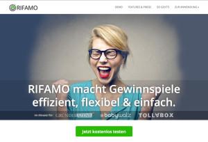 RIFAMO Startseite
