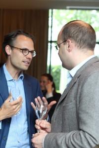 Jan Brorhilker im Gespräch mit Nils Seebach