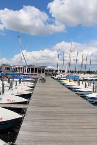 Treffen im Barca an der Alster