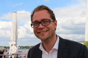 Oliver Rößling, Initiator der Ignite-Talk Reihe 12min.me