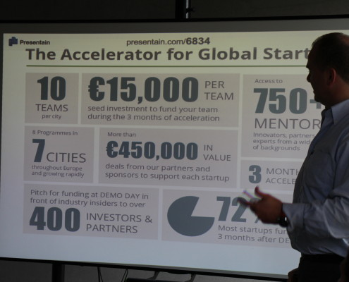 Startup Bootcamp in Zahlen