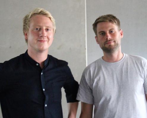 Mentoring abgeschlossen: Addact-Team : Hilke und Dirk