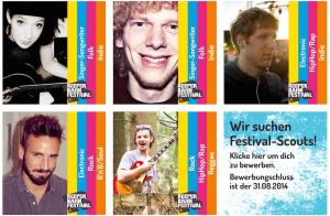 die Reeperbahn Festival Scouts - ein Musikerlebnis ganz persönlich erleben