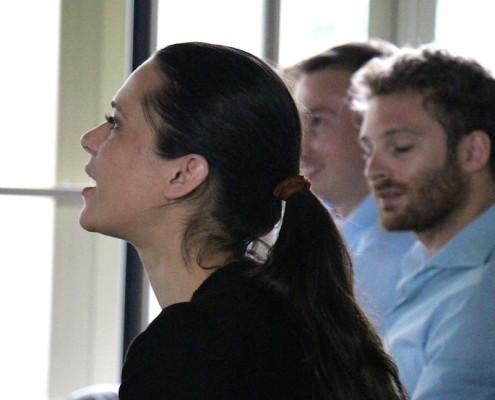 Sanja Stankovic von Hamburg Startups und Mitgründerin der Digital Media Women