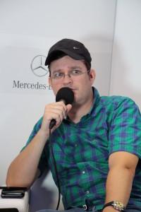 Techblogger und mobilegeeks -Gründer Sascha Pallenberg