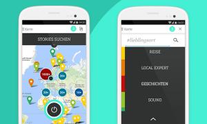 Die neue App: