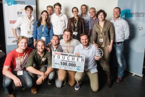 Ein riesen Dankeschön an unsere tolle Jury! Bild: Stefan Groenveld