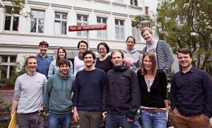 Das Stuffle-Team Foto: Pixelkenner.de