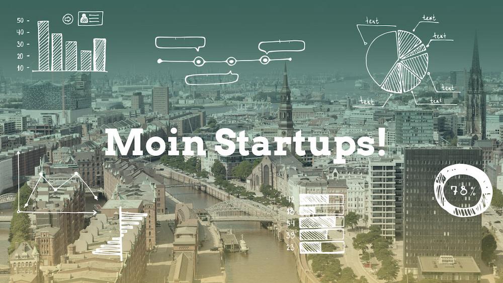 Moin Startups! Lasst und gemeinsam zeigen, wie sehr Hamburger Startups rocken!