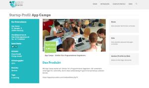 AppCamps im Hamburg Startup Monitor