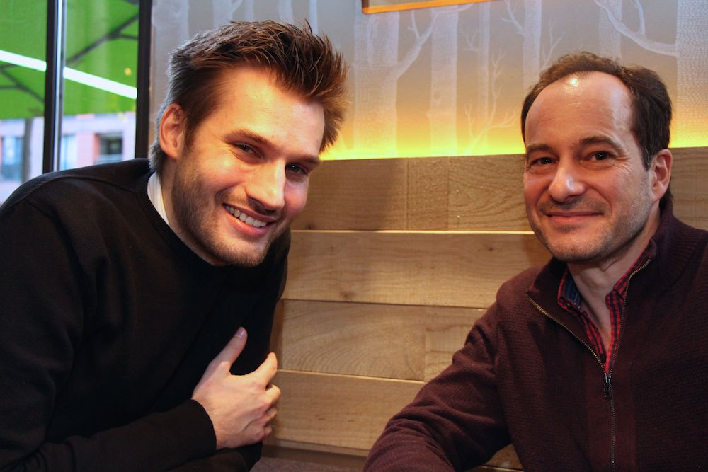 Philipp Bethge (l.) und Frank Felix Debatin haben RIFAMO 2014 gegründet