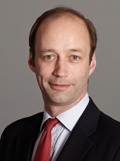 Nicolas Rädecke von der DUB