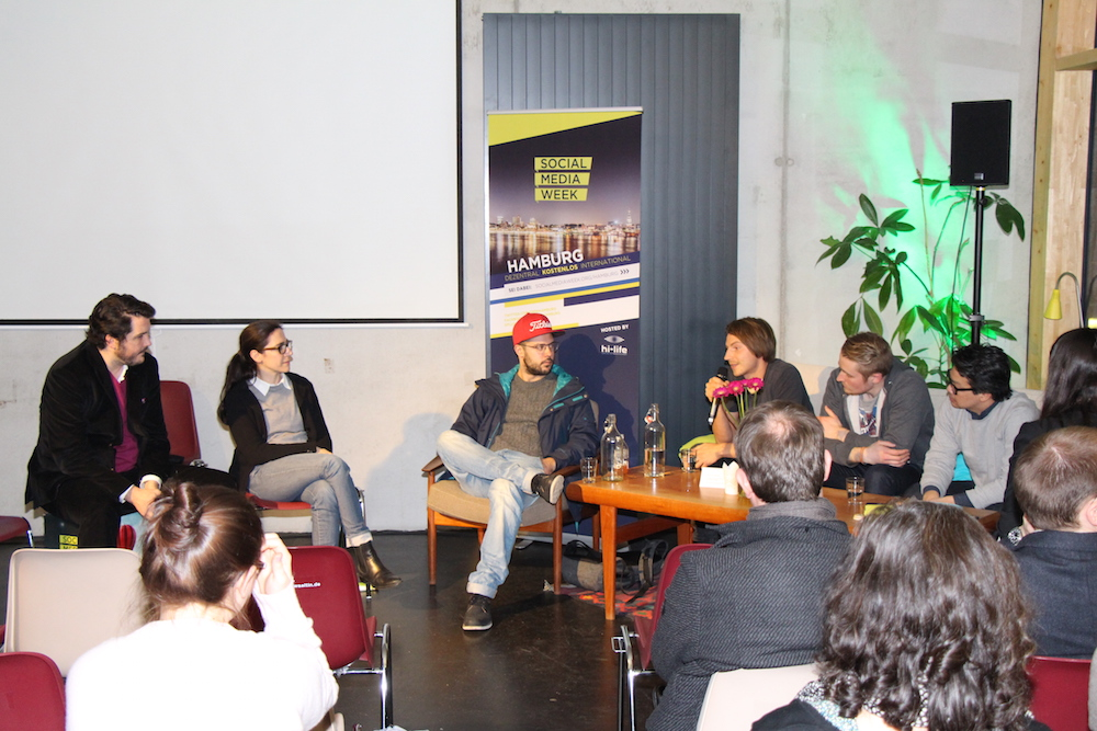 Am Startup Day der Social Media Week hostete das Betahaus Hamburg eine Mini-Failcon. Drei Gründer sprachen über gescheiterte Projekte oder Pivots. Philipp Gloeckler kam kurzfristig dazu.
