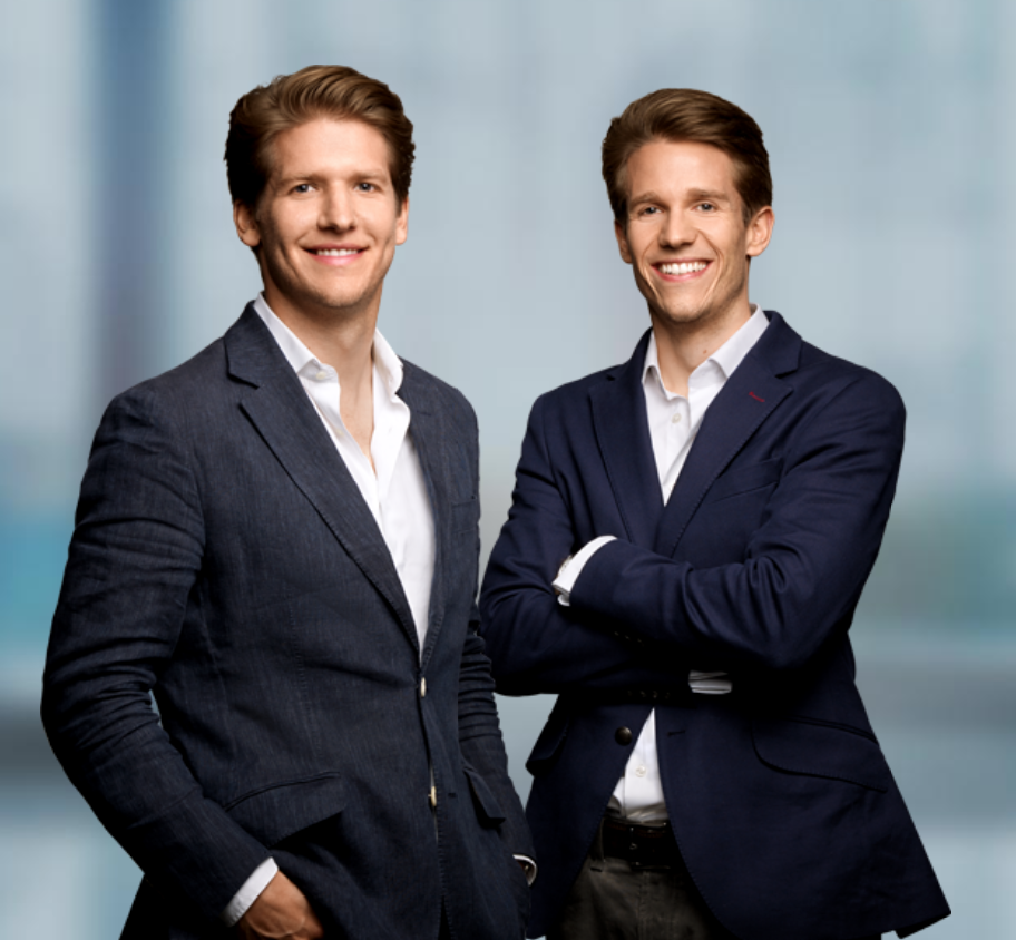 Die Heilemann-Brüder: Fabian und Ferry