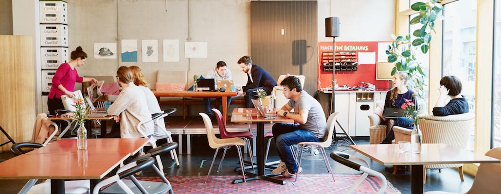 Partner für dein Startup betahaus Hamburg