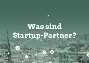 was sind Startup-Partnern
