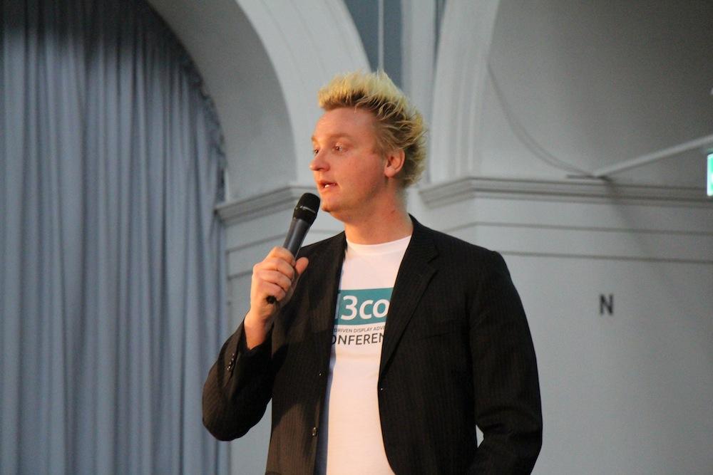 Thomas Promny ist der Erfinder der d3on, der größten Display Ads Konferenz in Deutschland
