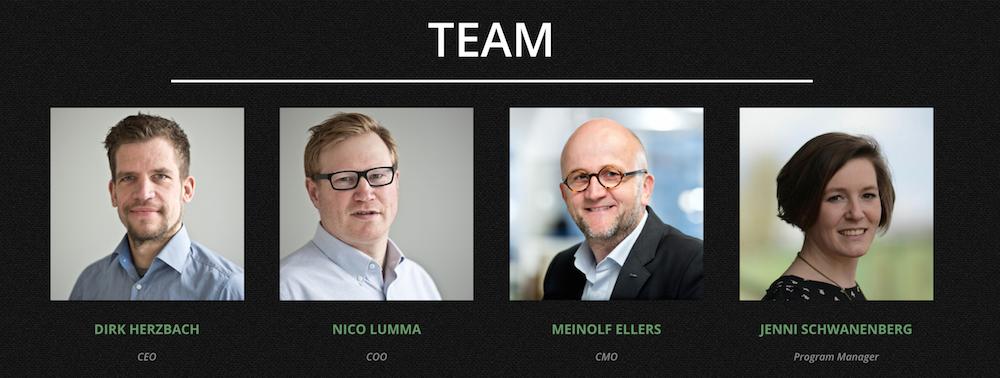 Das nma-Team auf einen Blick