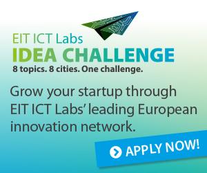 Die Idea Challenge von EIC ICT Labs findet auch in diesem Jahr wieder statt