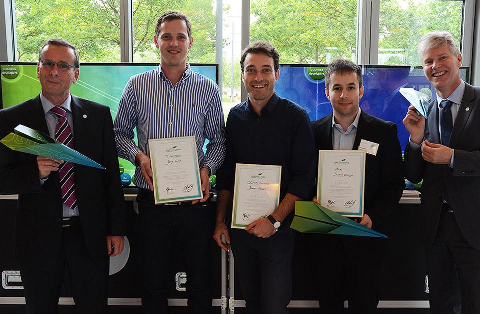 Tinnitracks, die Preisträger des vergangenen Jahres im Health-Segment
