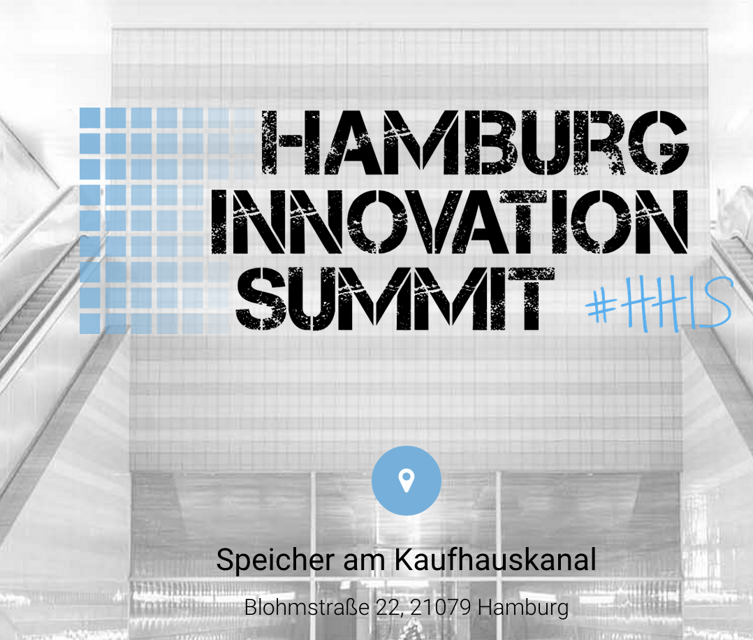 Am 4. Juni startet der Hamburger Innovation Summit