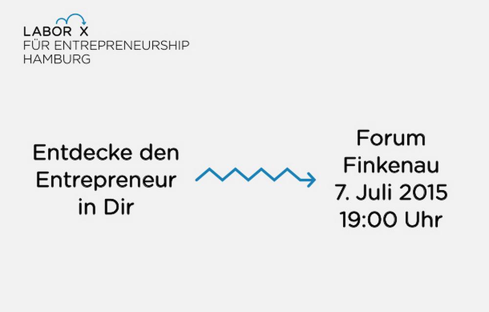 Am 7. Juli findet das erste Hamburger LaborX statt