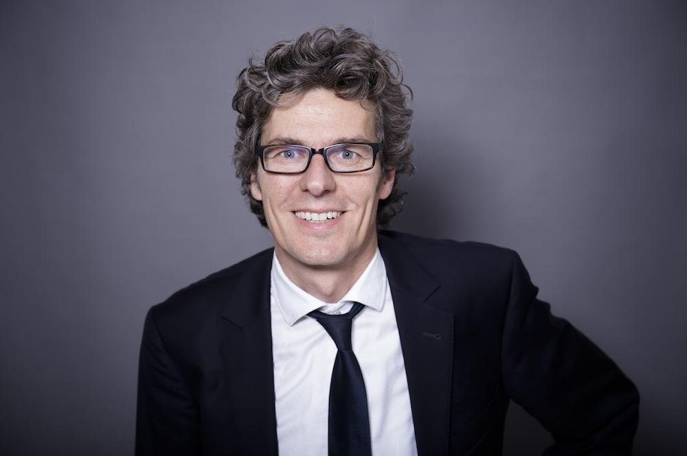 Jan Evers, Geschäftsführer der evers & jung GmbH in Hamburg - er und sein Team freuen sich riesig auf die neue Aufgabe für das Hamburger Ökosystem