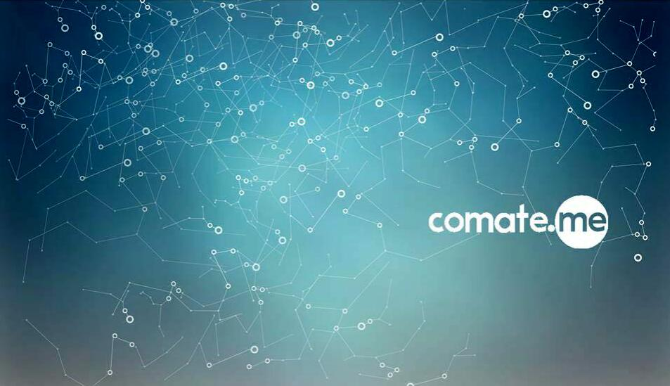Das Design von comate.me ist schon am ersten Wochenende entstanden.