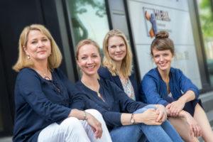 hei, Iris Jonak, Nicole Bachmann, Sylvie Bruns, Claudia-Marie Dittrich, Partnerprofil