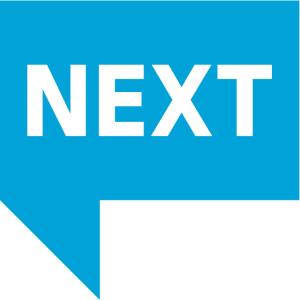 Logo der NEXT