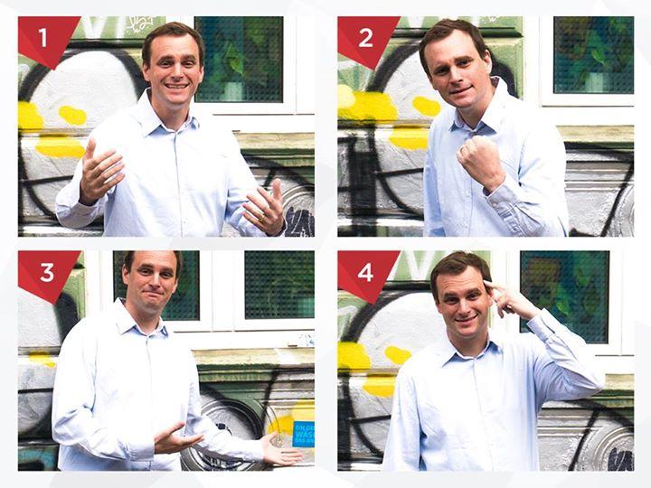 Die Online-Marketing-Kampagnen von kleinen und mittelständischen Unternehmen verbessern - das will János Moldvay, CEO von AdTriba. (Foto: nextMedia.Hamburg)