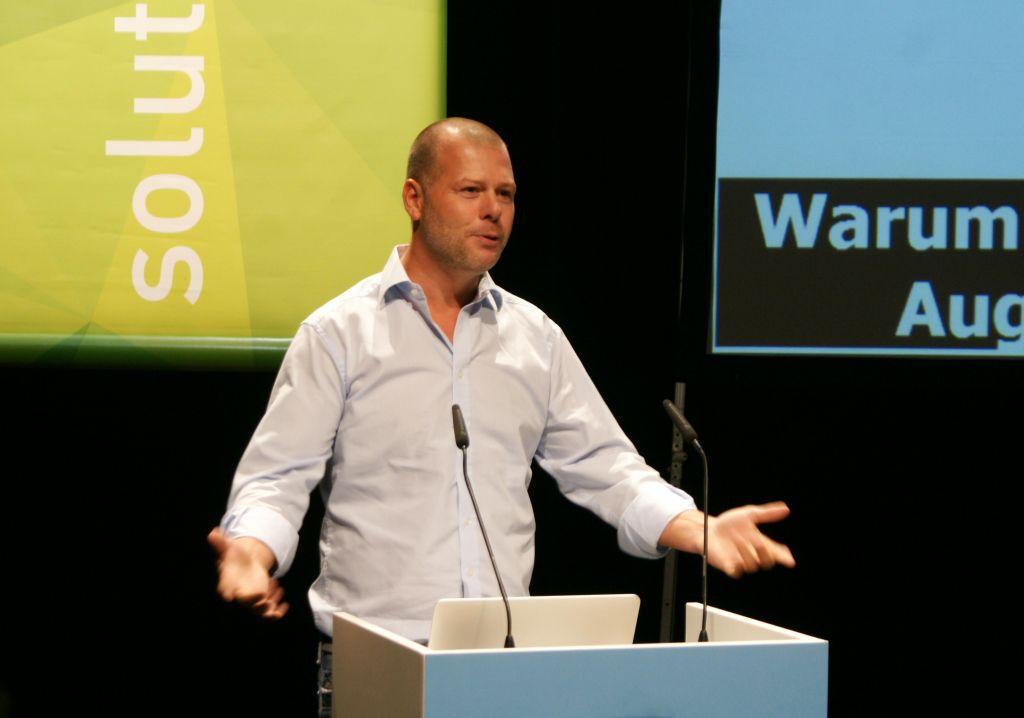 Heiko Hubertz erklärt, worauf es bei Startups ankommt