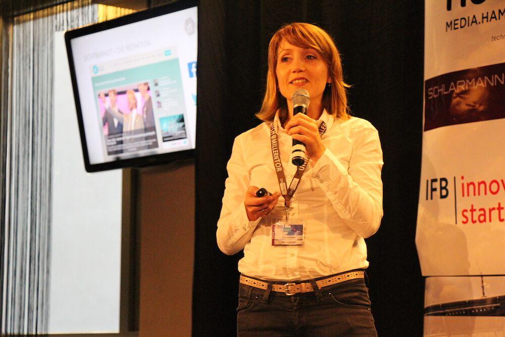 Sina Gritzuhn berichtet über die Hamburger Startup-Szene und was Hamburg Startups für sie tun kann.