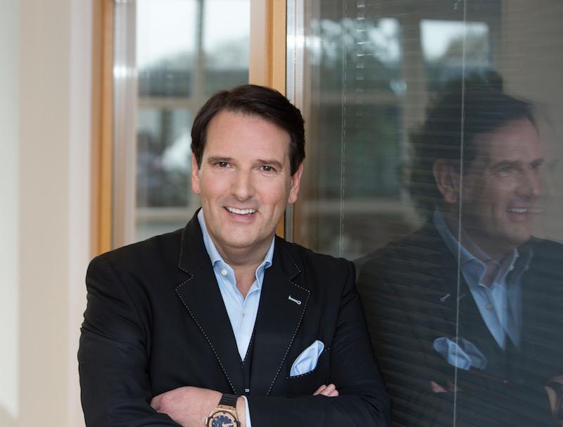 Der neuen Löwe bei VOX: Ralf Dümmel, Geschäftsführender Gesellschafter der DS Produkte GmbH aus Hamburg. Bild: DS Produkte GmbH