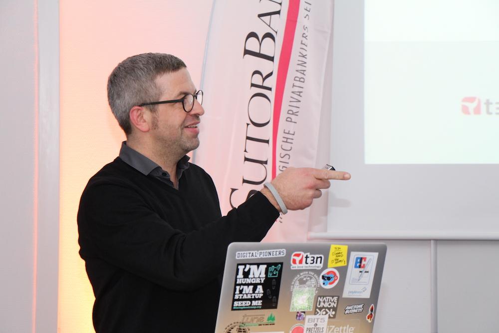 André M. Bajorat ist Erfinder und Organisator des Fintech des Jahres Awards.