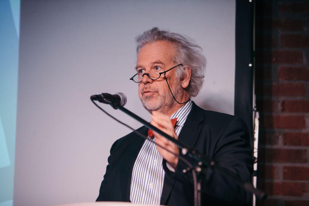 Kulturstaatsrat Dr. Horst-Michael Pelikahn
