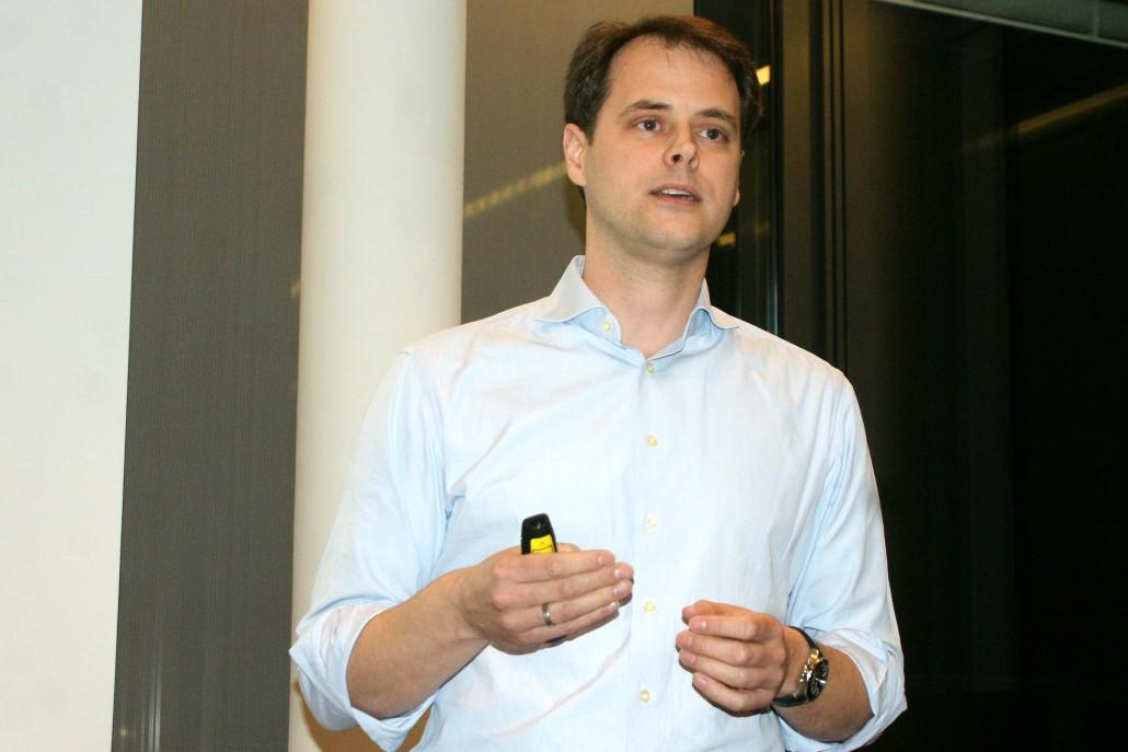 Dr. Tim Sievers von Deposit Solutions
