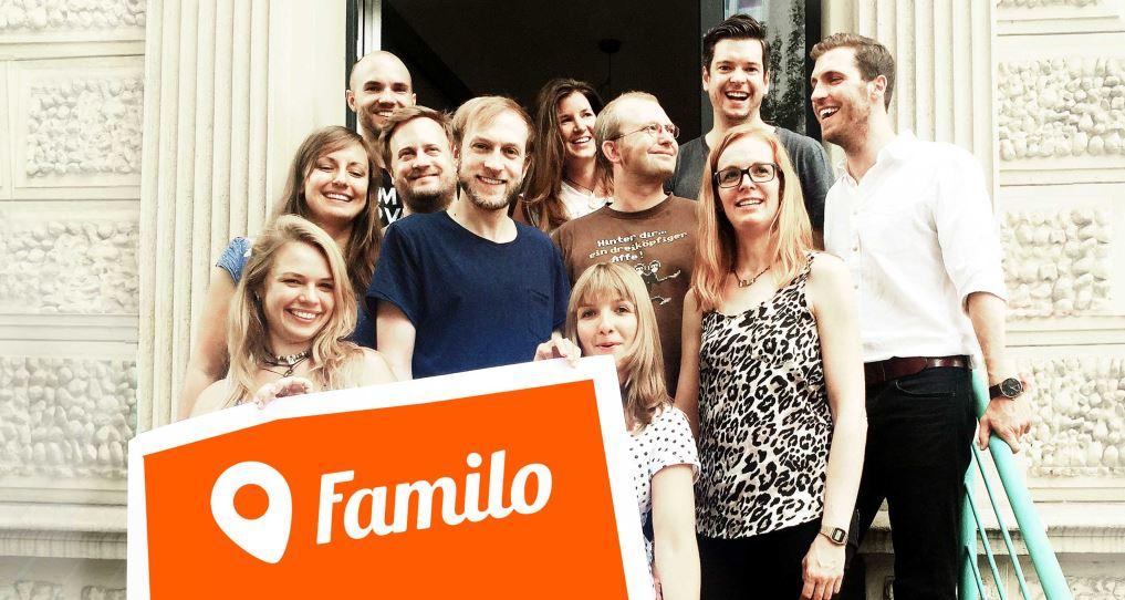 Kam schon in den Genuss beider Förderprogramme: das Team von Familo