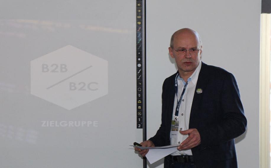 Thomas Ochmann,Inhaber und Geschäftsführer der AKRA GmbH