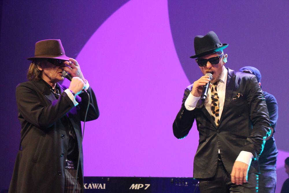 Udo Lindenberg und Jan Delay