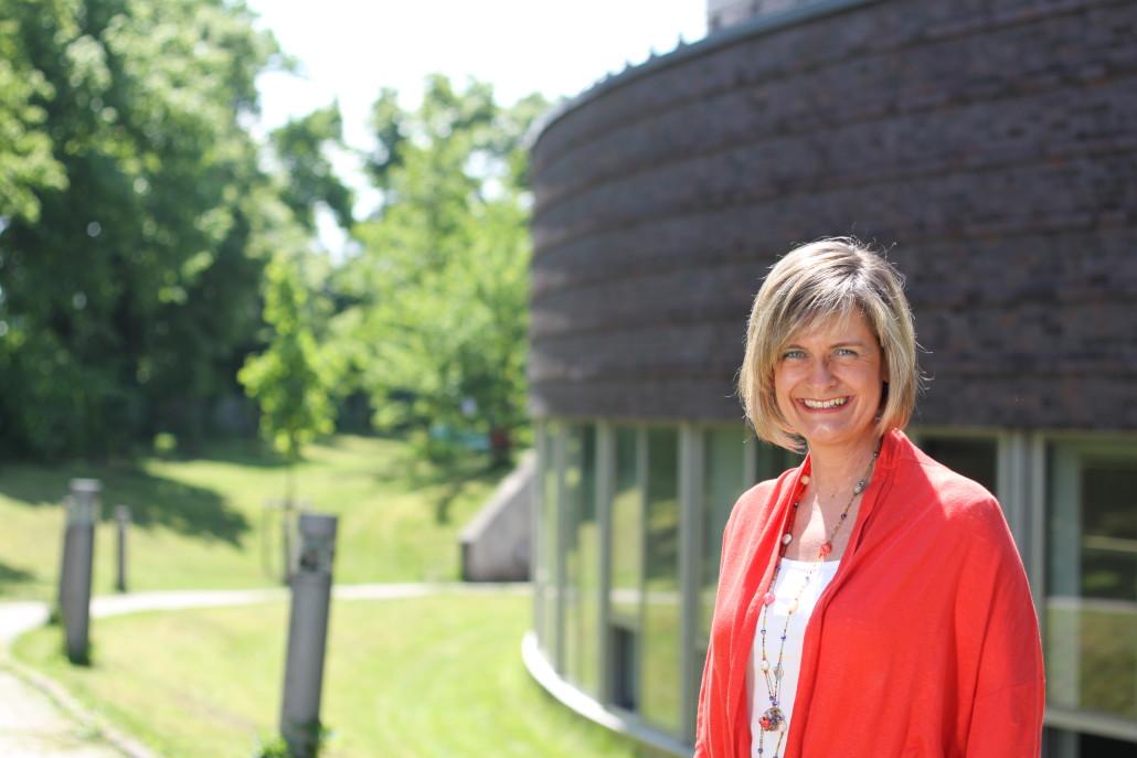Anette Eberhardt, für den HHIS verantwortliche Projektmanagerin vom Startup Dock