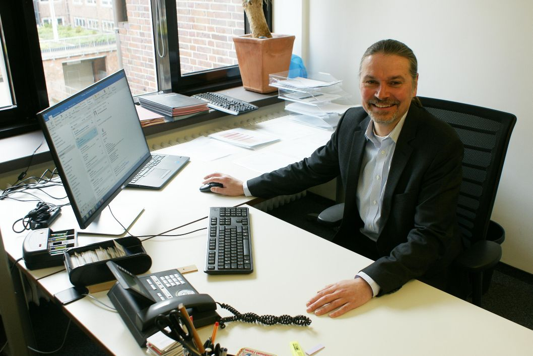 Dr. Heiko Milde, Geschäftsführer der IFB Innovationsstarter GmbH
