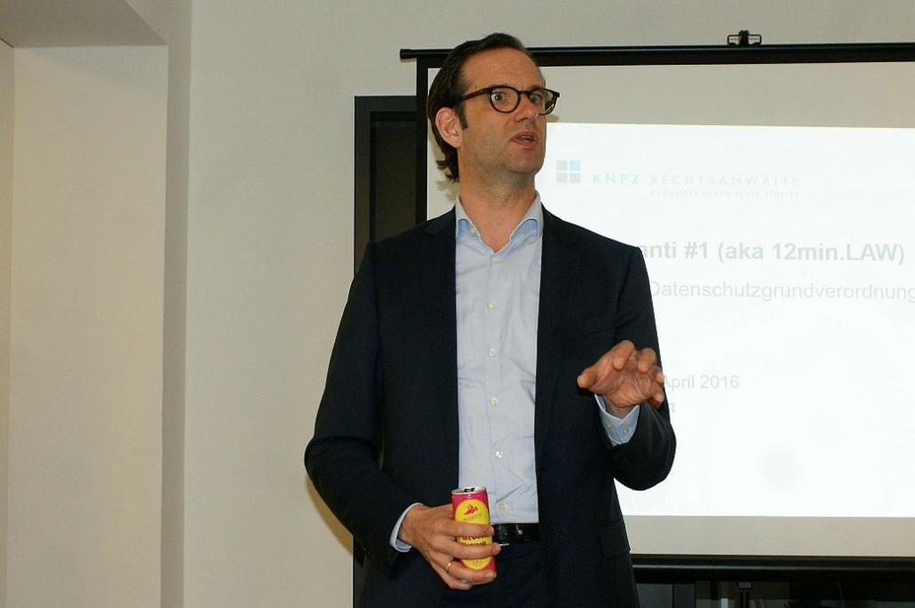 Dr. Kai-Uwe Plath - Rechtsanwalt und Partner bei KNPZ