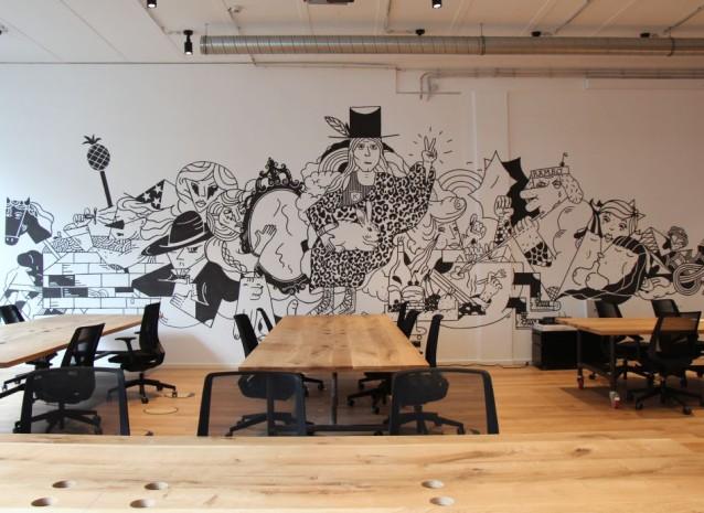 Das Mindspace von Innen - ein Ort zum Verlieben...