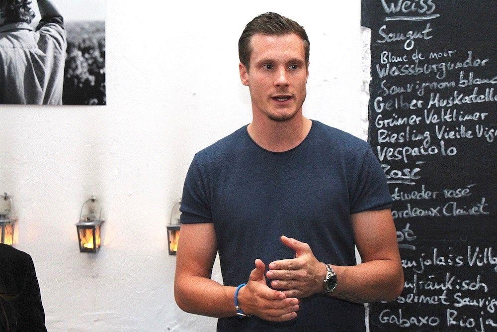 Marcell Jansen erzählt von seinen Startup-Erfahrungen.